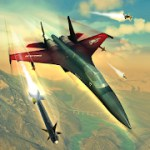 Sky Gamblers: Air Supremacy 1.0.3 Apk + Mod (unlocked) + Data for android