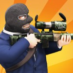Snipers vs Thieves 2.8.33960 Apk + Mod (Infinite Ammo/Rapid Fire) + Data for android