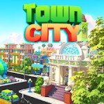 Town City - Village Building Sim Paradise Game 2.3.1 Apk + Mod (Money/Adfree) for android