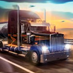 Truck Simulator USA 2.2.0 Apk + Mod (Unlimited Money) + Data for android