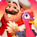 World Chef 🌰🦃🍰 2.5.2 Apk + Mod (Unlimited Money) for android