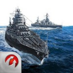 World of Warships Blitz: Gunship Action War Game 2.5.0 Apk Full + Data for android