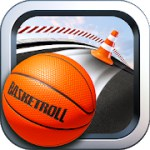 BasketRoll: Rolling Ball Game 2.1 Apk + Mod (Unlimited Money) for android