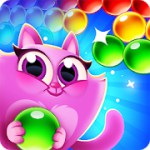 Cookie Cats Pop 1.44.1 Apk + Mod (VIP,Infinte Lives,Coins,Gold Tickets) for android