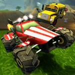 Crash Drive 2: 3D racing cars 3.55 Apk + Mod (a lot of money) for android