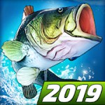 Fishing Clash: Catching Fish Game. Bass Hunting 3D 1.0.91 Apk + Mod for android