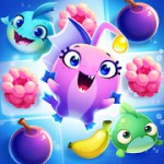 Fruit Nibblers 1.22.10 Apk + Mod (Unlimited Gold) for android