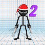 Gun Fu: Stickman 2 - Fun Shooting Games 1.22.1 Apk + Mod for android