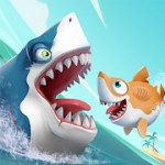 Hungry Shark Heroes 3.2 Apk + Data for android