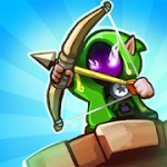 King Of Defense: Battle Frontier (Merge TD) 1.3.43 Apk + Mod (Unlimited Money) for android