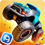 Monster Trucks Racing 2019 3.4.113 Apk + Mod (Coins/ Gold/ Fuel) + Data for android