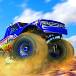 Offroad Legends - Monster Truck Trials 1.3.14 Apk + Mod (Unlimited Money/Adfree) + Data for android