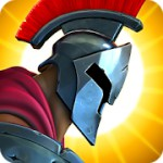 Olympus Rising: Hero Defense and Strategy game 5.0.0 Apk + Data for android