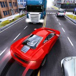 Race the Traffic 1.2.1 Apk + Mod (Unlimited Money) for android