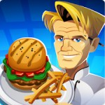 RESTAURANT DASH: GORDON RAMSAY 2.7.3 Apk + Mod (Unlimited Money) for android