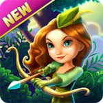 Robin Hood Legends – A Merge 3 Puzzle Game 2.0.9 Apk + Mod for android