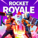 Rocket Royale 1.8.8 Apk + Mod (Free shopping) + MegaMod for android