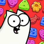 Simon's Cat Crunch Time - Puzzle Adventure! 1.41.0 Apk + Mod (Unlimited Money/Health/VIP) for android