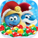 Smurfs Bubble Shooter Story 2.13.070000 Apk + Mod (Boosters/ Live/coins) for android