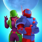 Space Pioneer: Multiplayer PvP Alien Shooter 1.10.5 Apk + Mod (Unlimited Money) for android