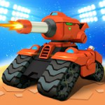 Tankr.io - Tank Realtime Battle 5.7 Apk + Mod (Unlimited Diamonds/Coins) for android