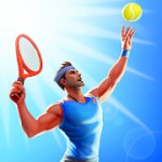 Tennis Clash: 3D Free Multiplayer Sports Games 1.7.1 Apk (Unlimited Money) for android