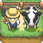Tiny Pixel Farm - Simple Farm Game 1.4.6 Apk + Mod (Unlimited Money) for android