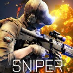 Blazing Sniper - offline shooting game 1.6.0 Apk + Mod for android
