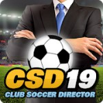 Club Soccer Director 2019 - Soccer Club Management 2.0.25 Apk + Mod for android