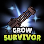 Grow Survivor - Idle Clicker 6.1.4 Apk + Mod (Free Shopping) for android