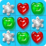 Gummy Drop! - Match & Restore 4.7.1 Apk + Mod (Unlimited Money) for android