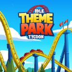 Idle Theme Park Tycoon - Recreation Game 2.1 Apk + Mod (Unlimited Money) for android