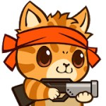 Naughty Kitties - Cats Battle 1.1.9 Apk + Mod (lots of fish) for android