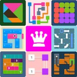 Puzzledom - classic puzzles all in one 7.9.76 Apk + Mod for android