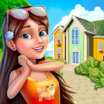 Resort Hotel: Bay Story 1.16.1 Apk + Mod (Life/Gold/Key) for android