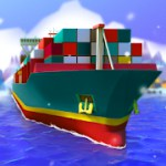 Sea Port: Build Town & Ship Cargo in Strategy Sim 1.0.102 Apk for android