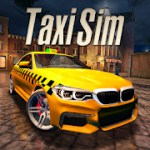 Taxi Sim 2020 1.2.2 Apk + Mod (Unlimited Money) + Data for android