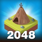 Age of 2048™: Civilization City Building Games 1.6.13 Apk + Mod (Money/Adfree/Free shopping) for android