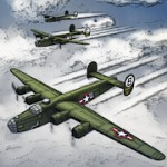 Air Fleet Command : WW2 - Bomber Crew 2.60 Apk + Mod (Unlimited Money) for android