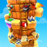 Blocky Castle 1.12.5 Apk + Mod (Adfree/Unlimited Coins) for android