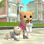 Cat Sim Online: Play with Cats 4.1 Apk + Mod (Unlimited Money) for android
