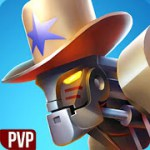 Clash Of Robots 3.3 Apk + Mod (Unlimited Gold) for android