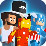 Crossy Heroes: Avengers of Smashy City 1.0.4 Apk + Mod (unlocked) for android