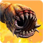 Death Worm™ 1.65 Apk + Mod (Unlocked Levels) for android