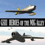 GS-III Heroes of the MIG Alley 3.7.5 Apk + Data for android