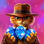 Indy Cat - Match 3 Puzzle Adventure 1.77 Apk + Mod (Unlimited Money) for android