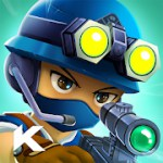 Mini Guns - Omega Wars 2.1.0 Apk + Data for android