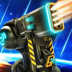 Sci Fi Tower Defense Offline Game. Module TD 1.83 Apk + Mod (Unlimited Money) for android
