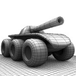 Six Wheels and a Gun 3.08 Apk + Mod (Unlocked) for android