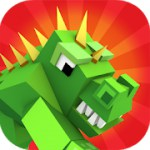 Smashy City - Dinosaur Game 3.0.1 Apk + Mod (unlimited money/unlocked) for android